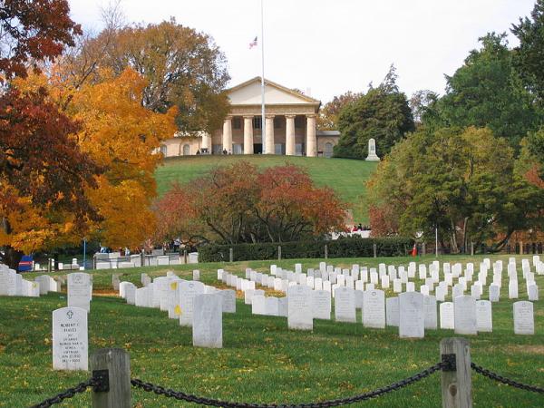 Arlington House ArlingtonNationalCemetery resized 600