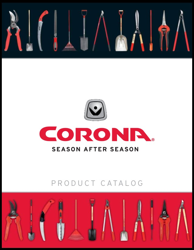 corona tools catalog