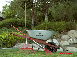 corona wheelbarrow
