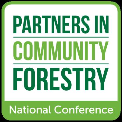 logo partners in community forestry ArborDayFoundation