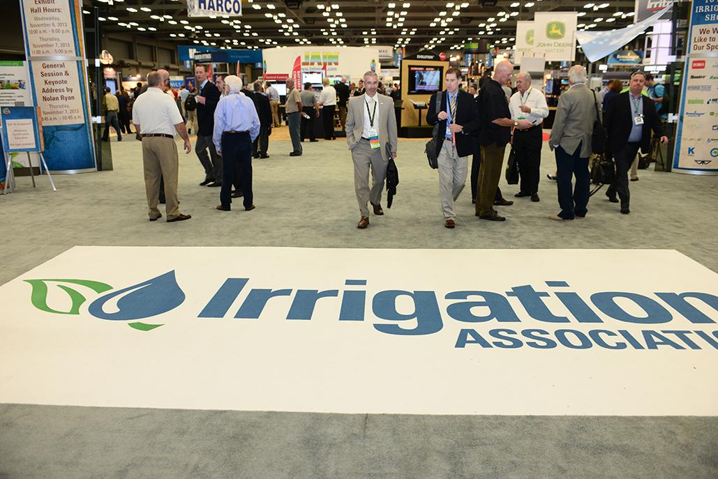 Irrigation Show on Corona Tools Landscapechat