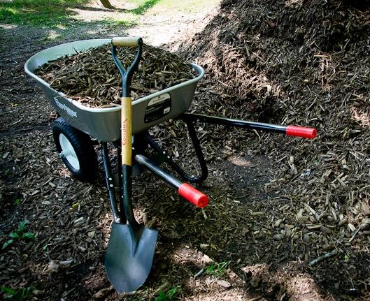 corona tool wheelbarrow