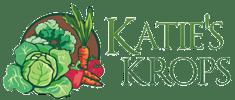 katies krops logo on corona tools