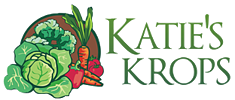 katies krops logo on corona tools