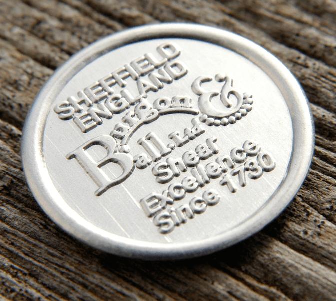 Sheffield England Coin